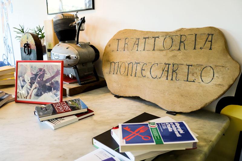 Ristorante Montecarlo,Tortona la nostra pietra storica.